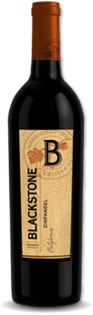 Blackstone Winery Zinfandel 2014 750ml - Case of 12